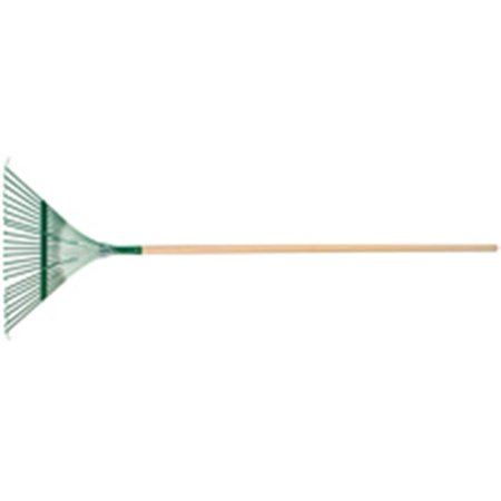 Ames True Temper 64430 22 In. Steel Lawn-Leaf Rake