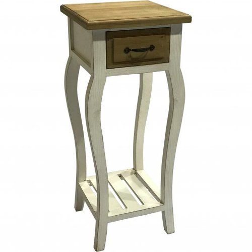 August Grove Gilley Wooden Plant Stand