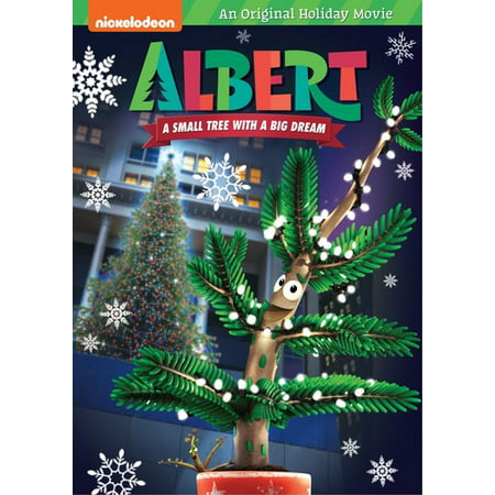 Albert: A Small Tree with a Big Dream (DVD) ()