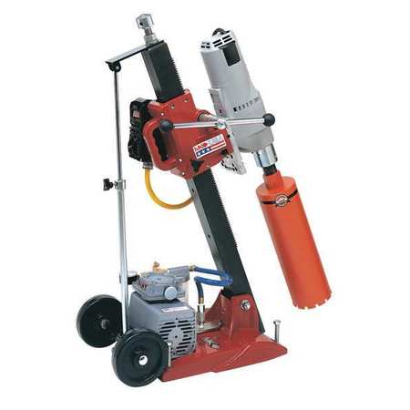 MK DIAMOND PRODUCTS 158647 Combination Tilt Drill Stand,4.8HP,20A G4415568