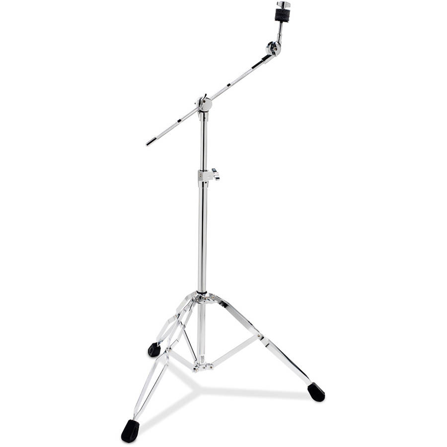 Pacific PDCB800 800 Series Medium-Weight Boom Cymbal Stand with Black Rubber Tips