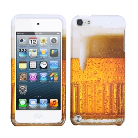 Insten Beer  Food Fight Collection Phone Case For iPod Touch 6 6th 5 5th Gen (Ipod 5 Cases 99 Cents)