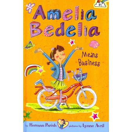 Amelia Bedelia Costco Ch Bk #1 : Means Business for $<!---->