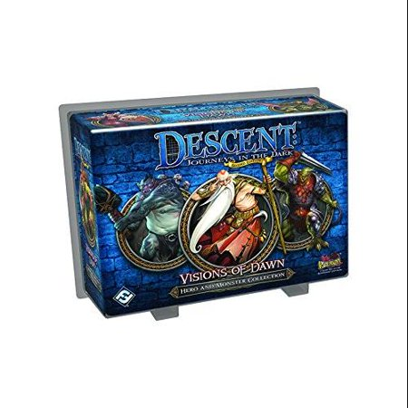 Journey Pack - Descent Journeys in the Dark Second Edition: Visions of Dawn Collection Pack