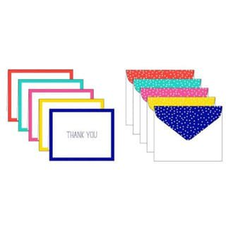 Gartner Studios Assorted Bright Thank You Cards  Case Of 50