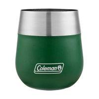 Coleman Claret Insulated Stainless Steel Wine Glass, 13oz