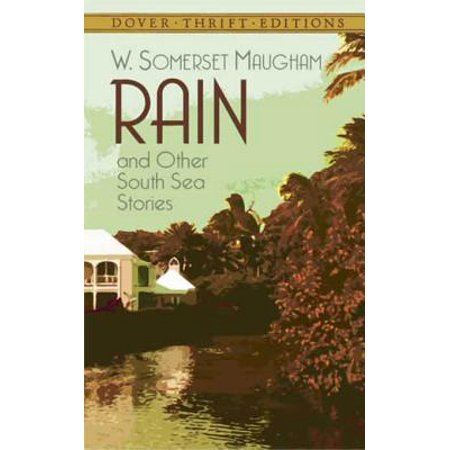 Rain and Other South Sea Stories - eBook (Tabu A Story Of The South Seas)