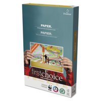 Domtar ColorPrint Premium Paper, 98 Brightness, 28lb, 11 x 17, White, 500 Sheets/Ream -DMR85311