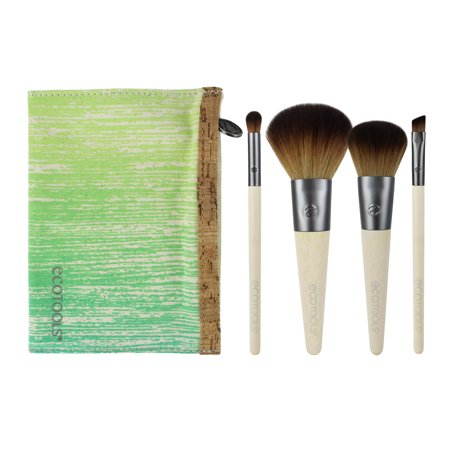 EcoTools 5-Piece Travel Collection Makeup Brush