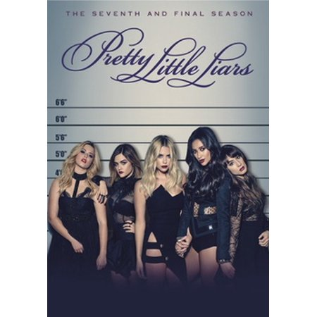 Pretty Little Liars: The Complete Seventh and Final Season (DVD)](Pretty Little Liars Halloween Logo)