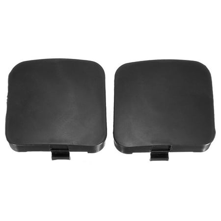 2Pcs Front Left Right Bumper Tow Hook Eye Cover Cap 53285-0R907 53286-0R907 for Toyota RAV4 2009-2012