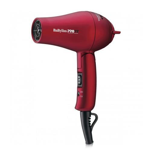 BaByliss PRO Tourmaline Titanium Travel Dryer Hair Dryer