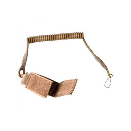 VICOODA Gun Sling Rifle Sling Two point Gun Sling Elasticity Sling Multi-function Military Tactical Pistol Sling Hook Tan for Hunting, Shooting
