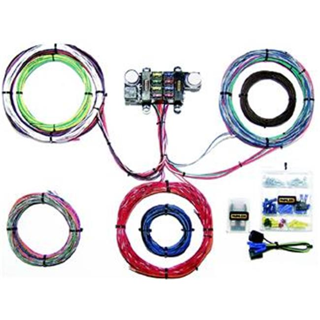 Painless Wrg 10308 Chassis Wiring Harness, 8 Circuit