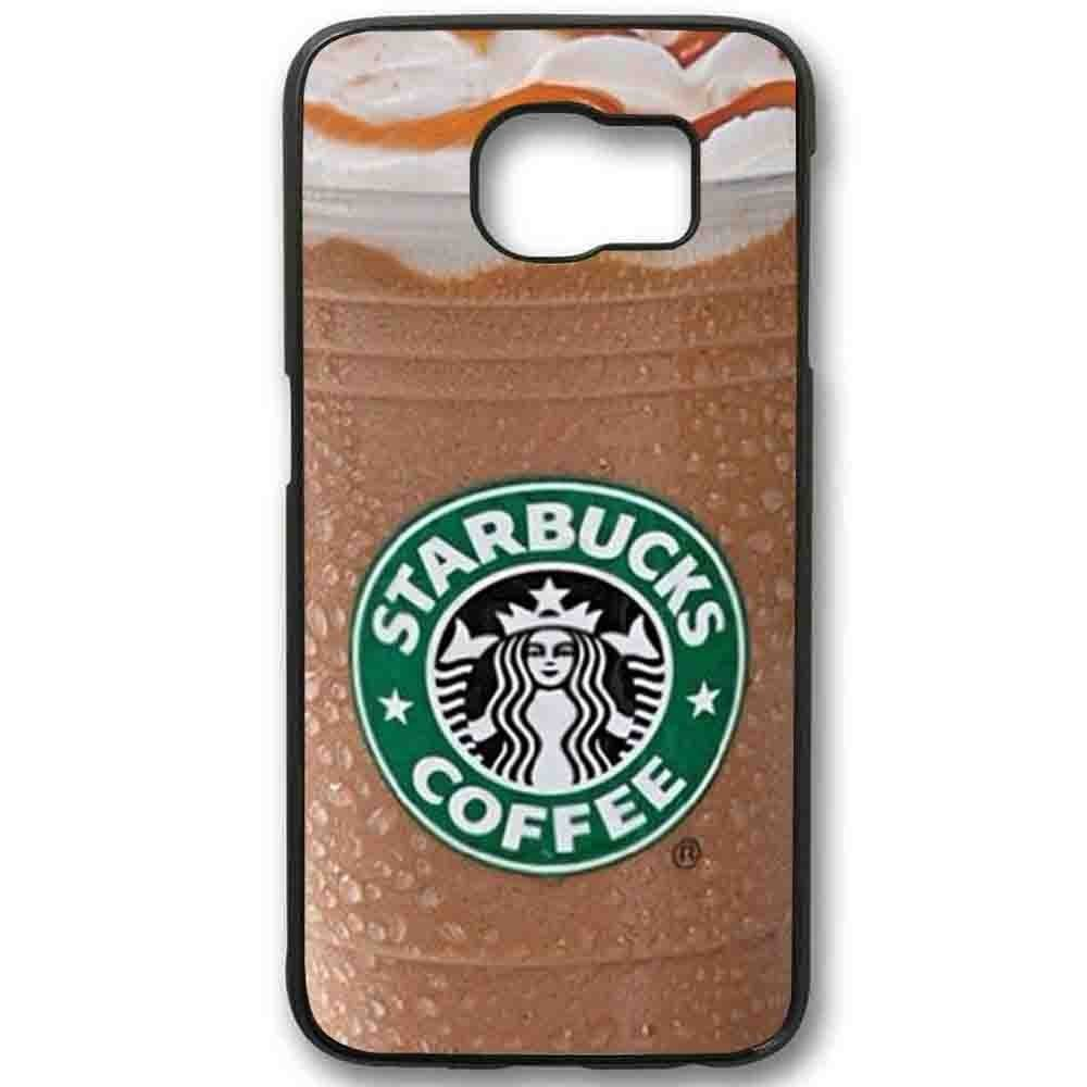 Ganma Starbucks Coffee Seatle Latte Case For Samsung Galaxy Case (Case For Samsung Galaxy S6 Edge Black)