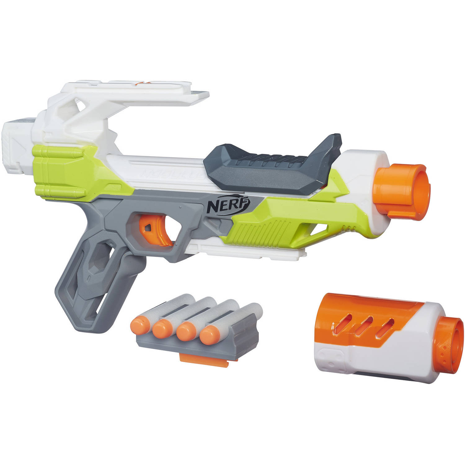 NERF N-STRIKE MODULUS ECS-10 AND UPGRADE KITS / BUILD YOUR OWN .