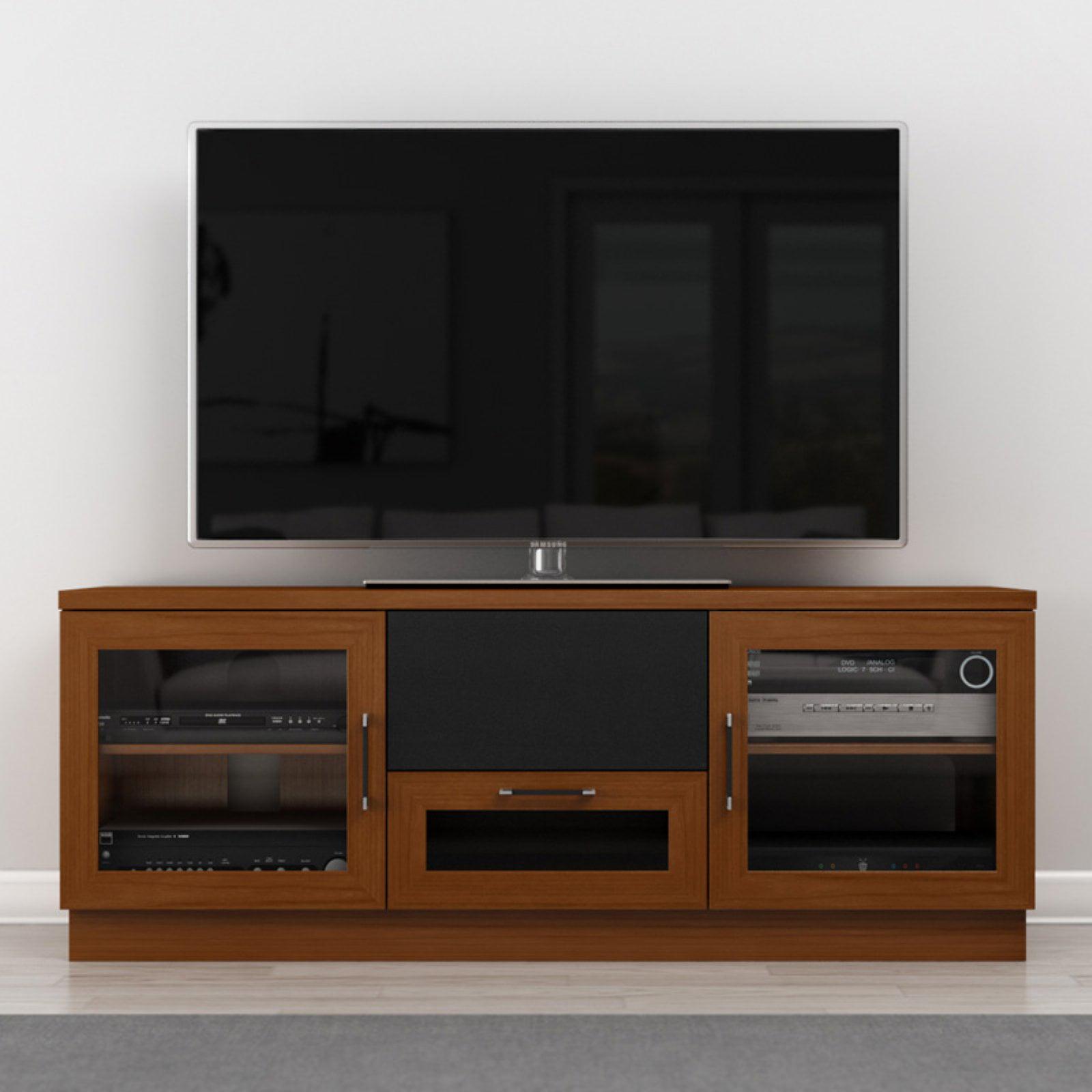 Furnitech Contemporary 60 Inch TV Stand