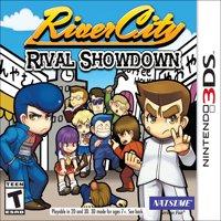 River City: Rival Showdown for Nintendo 3DS