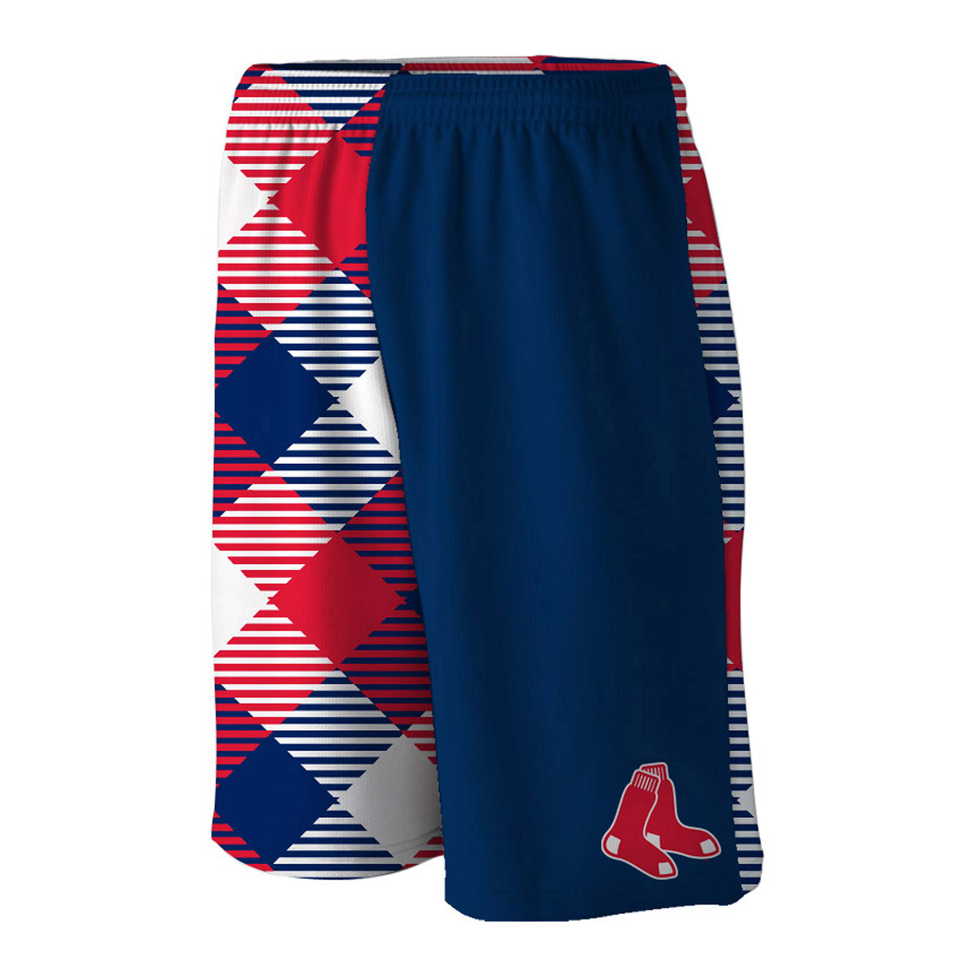 Boston Red Sox Loudmouth Gym Shorts - Navy