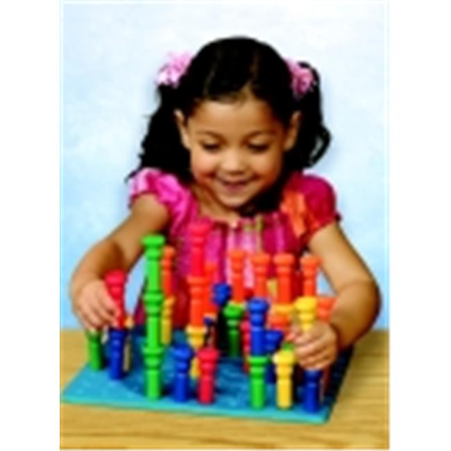 Patch Tall Stacker Large Peg Set