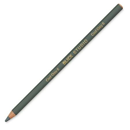Blick Studio Artists' Colored Pencil - Cool Grey 6 - Cool Pencils