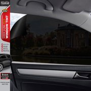 Gila® Static Cling Plus 5% VLT Automotive Window Tint DIY Easy Install Glare Control Privacy 2ft x 6.5ft (24in x 78in)