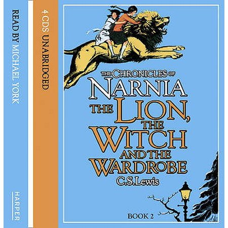 The Chronicles of Narnia: The Lion the Witch and the Wardrobe (Unabridged Audio CD Set) [AUDIOBOOK] (Audio CD) ()
