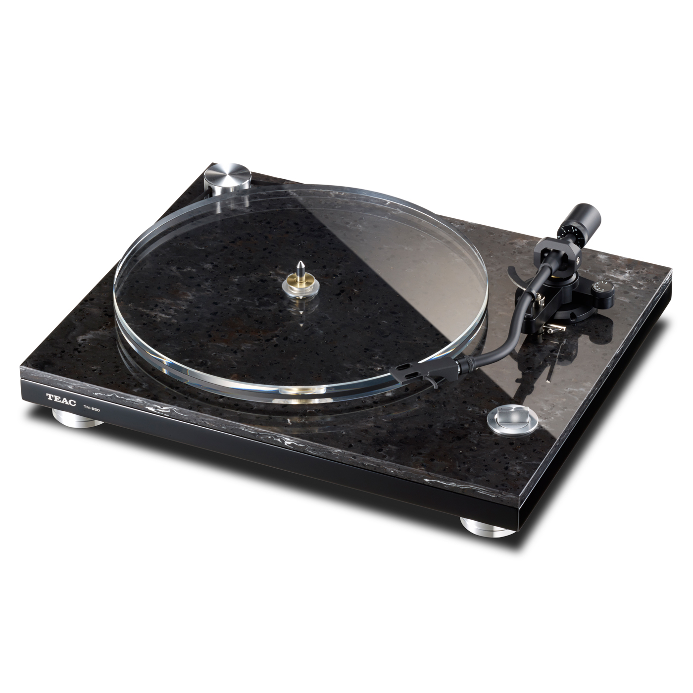 TEAC TN-550 2-Speed Analog Turntable with Cartridge by TEAC