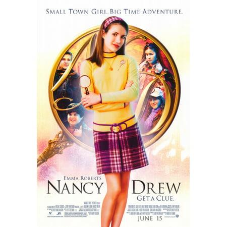 Nancy Drew (2007) 11x17 Movie Poster - Nancy Kyes Halloween