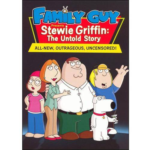 Family Guy Presents Stewie Griffin: The Untold Story (Full Frame)