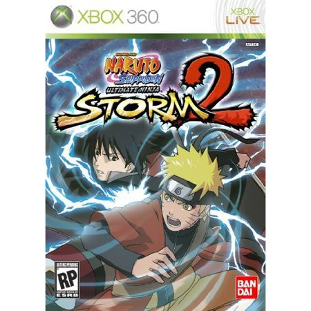 Naruto Shippuden: Ultimate Ninja Storm 2 (Xbox