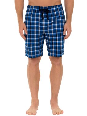 e81d2935 Product Image Fruit of the Loom Big & Tall Men's Woven Madras Sleep Jam  Short