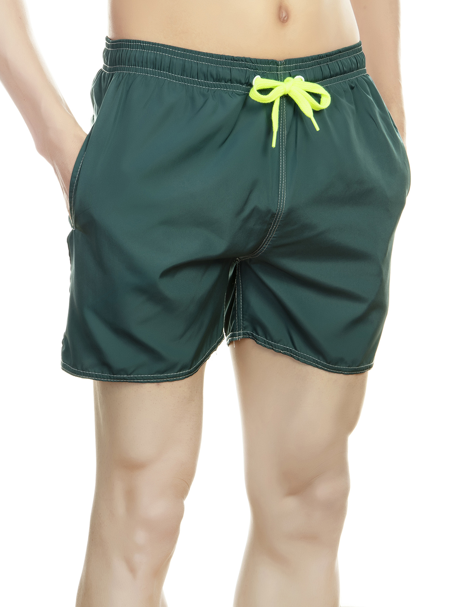 Swimsuit Beachwear Men Shorts Sports Pants Summer Boy Trunks Surf Board Shorts