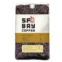 SF Bay Coffee Morning Blend Whole Bean Coffee 32oz Bag