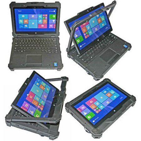 REFURBISHED Dell Latitude 12 Rugged Extreme 7204 XFR/ Touchscreen /Webcam Laptop/ I3-4030u /Windows 10 pro /128gb SSD /8gb