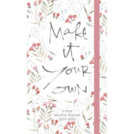 Day Dream Kathy Davis 2-Year Monthly Pocket Planner - Wall Calendars