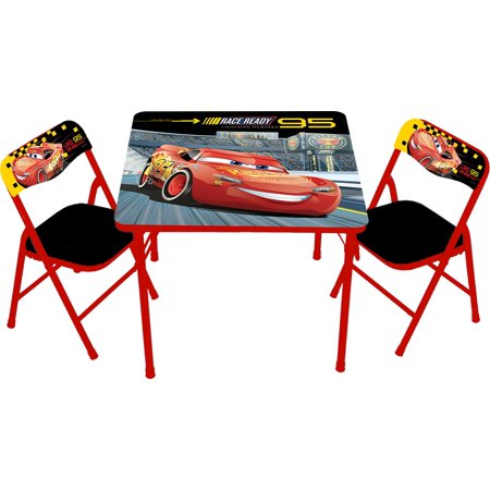 Disney Cars 3 Erasable Activity Table Set Walmart Com
