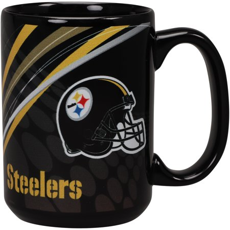 Pittsburgh Steelers 15oz. Dynamic Mug - No -