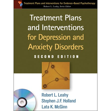 Anxiety Treatment (Treatment Plans and Interventions for Depression and Anxiety Disorders, 2e )