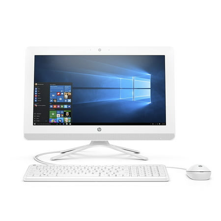 Hp Envy All In One With Intel Celeron J3355  4Gb 1Tb Hdd