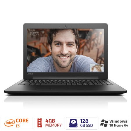 "Lenovo Miix 510 12.2"" Laptop, (Intel Core i3 4GB DDR4 RAM 128 GB ) 80U10066US 80U10066US"