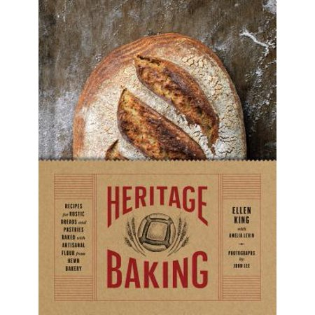 Heritage Baking : Recipes for Rustic Breads and Pastries Baked with Artisanal Flour from Hewn Bakery](Halloween Pastry Recipes)