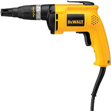 DEWALT DW255 6-Amp Drywall Screwdriver Dewalt Drywall Screwdriver