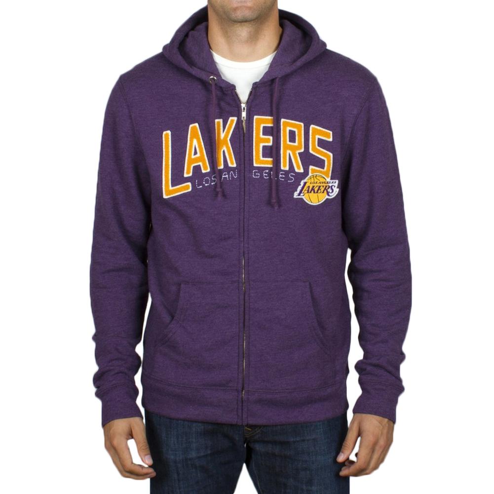 Los Angeles Lakers - Half Time Zip Hoodie