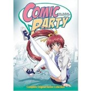 Comic Party: The Complete Original TV Series by