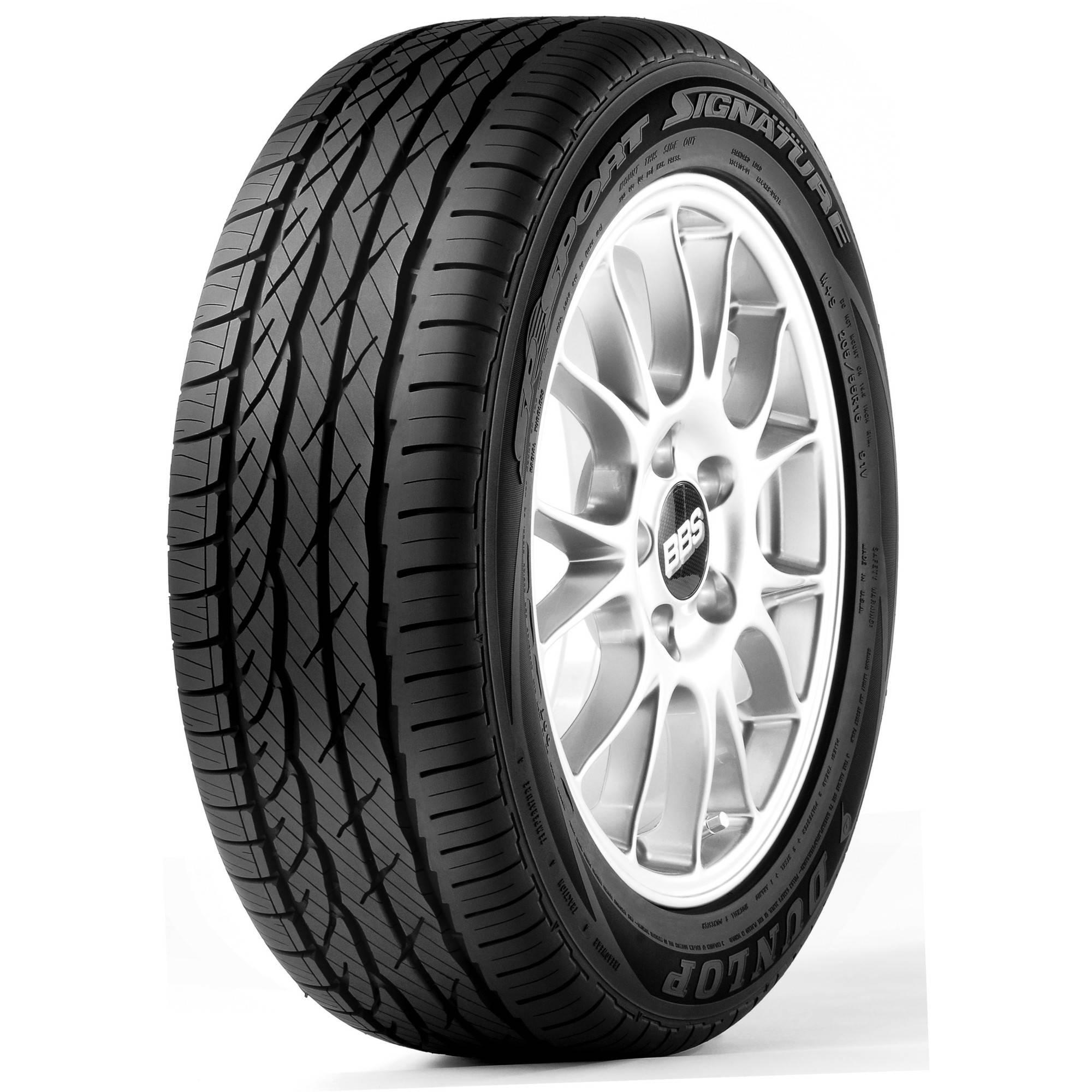Dunlop SP Sport Signature Tire P205/60R16  91V