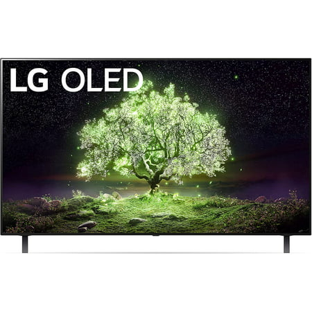 """LG OLED65A1PUA 65"""" A1 Series OLED 4K Smart Ultra HD TV with an Additional 4 Year Coverage by Epic Protect (2021)"""