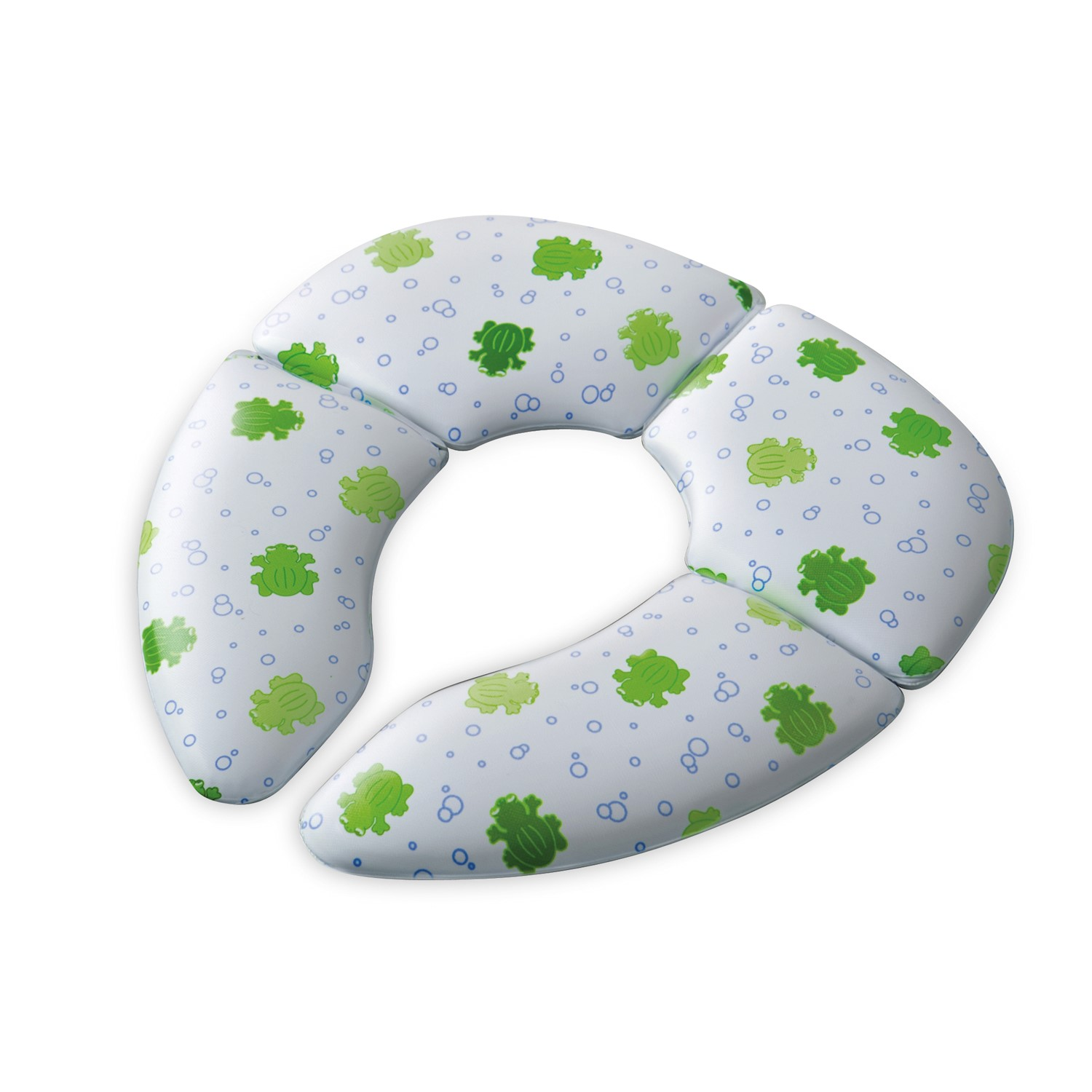 Mommy's Helper Froggie Cushie Traveler, 1.0 CT