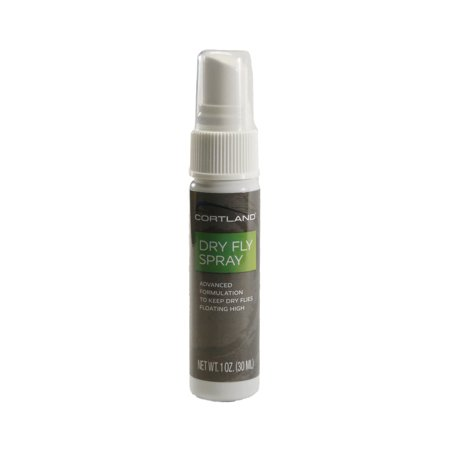 Cortland Silicone-Based Environmentally Friendly Dry Fly Spray, 1 oz