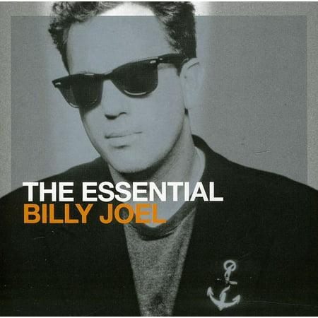 Essential Billy Joel (CD) - Billy Joel Memorabilia